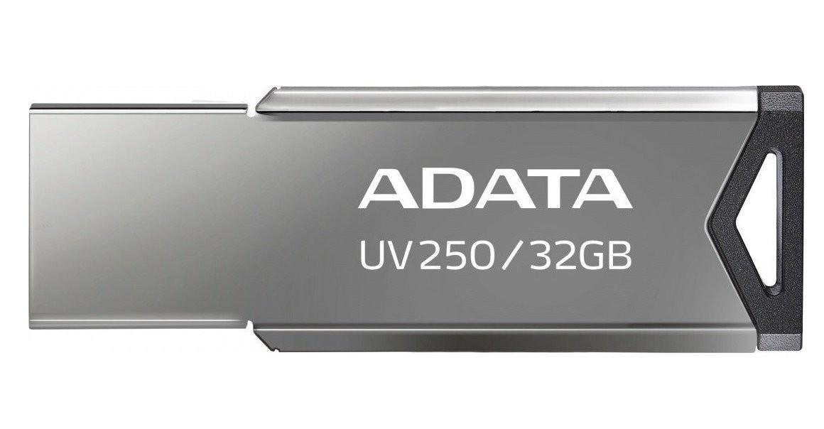 USB 2.0 flash disky 32GB ADATA UV250 USB 2.0 black