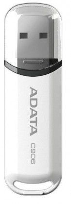 USB 2.0 flash disky A-DATA C906 16GB, biely