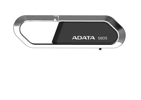 USB 2.0 flash disky A-Data S805 8GB, šedý