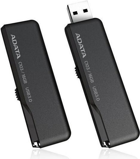 USB 2.0 flash disky ADATA Classic C103 16GB čierny