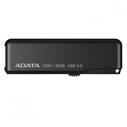USB 2.0 flash disky ADATA Classic C103 32GB čierny