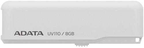 USB 2.0 flash disky ADATA UV110 32GB, biely