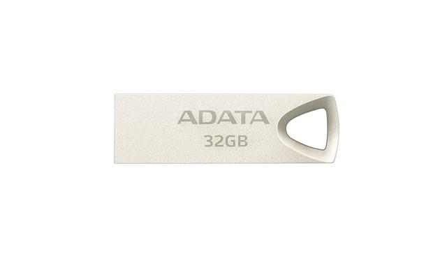 USB 2.0 flash disky ADATA UV210 32GB (AUV210-32G-RGD) kovová