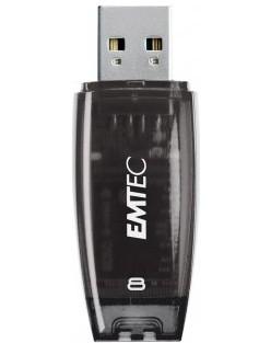 USB 2.0 flash disky Emtec C400 8GB čierny