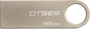 USB 2.0 flash disky Kingston DataTraveler SE9 16GB - DTSE9H/16GB