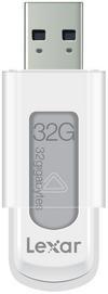 USB 2.0 flash disky Lexar JumpDrive S50 32GB biely