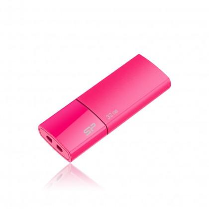 USB 2.0 flash disky Silicon Power Ultima U05 32GB ružový
