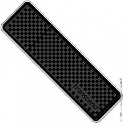 USB 2.0 flash disky Transcend JetFlash 200 8GB čierny