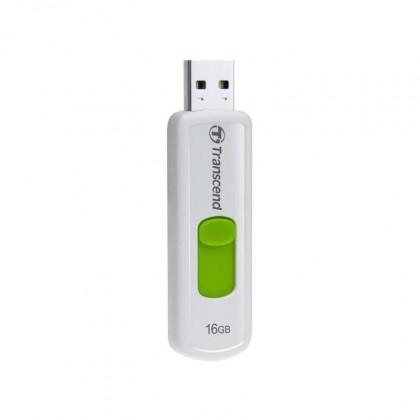 USB 2.0 flash disky Transcend JetFlash 530 16GB biely