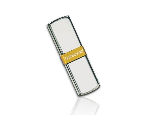 USB 2.0 flash disky Transcend JetFlash V85 8GB strieborný