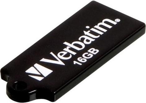 USB 2.0 flash disky Verbatim Store 'n' Go Micro 16GB čierny