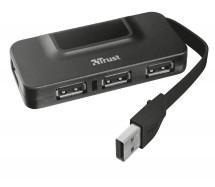 USB 2.0 hub Trust Oila 4 (20577)