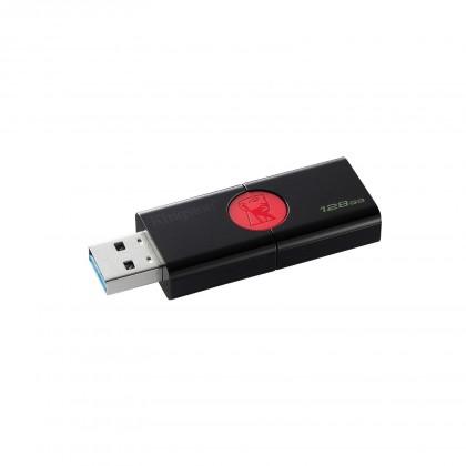 USB 3.0 flash disky 128GB Kingston USB 3.0  DT106 (až 130MB/s)