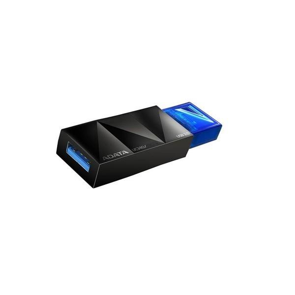 USB 3.0 flash disky ADATA UC340 16GB, USB 3.0, modrý