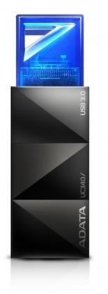 USB 3.0 flash disky ADATA UC340 32GB, USB 3.0, modrý
