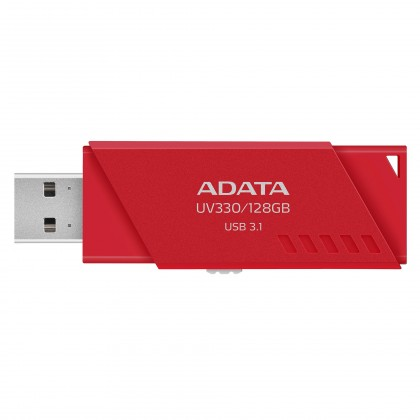 USB 3.0 flash disky ADATA USB UV330 128GB USB 3.0 red