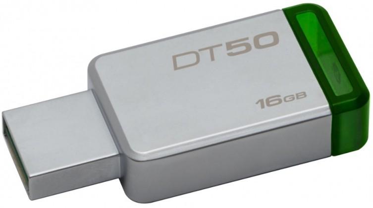 USB 3.0 flash disky Kingston DataTraveler 50 16GB DT50/16GB