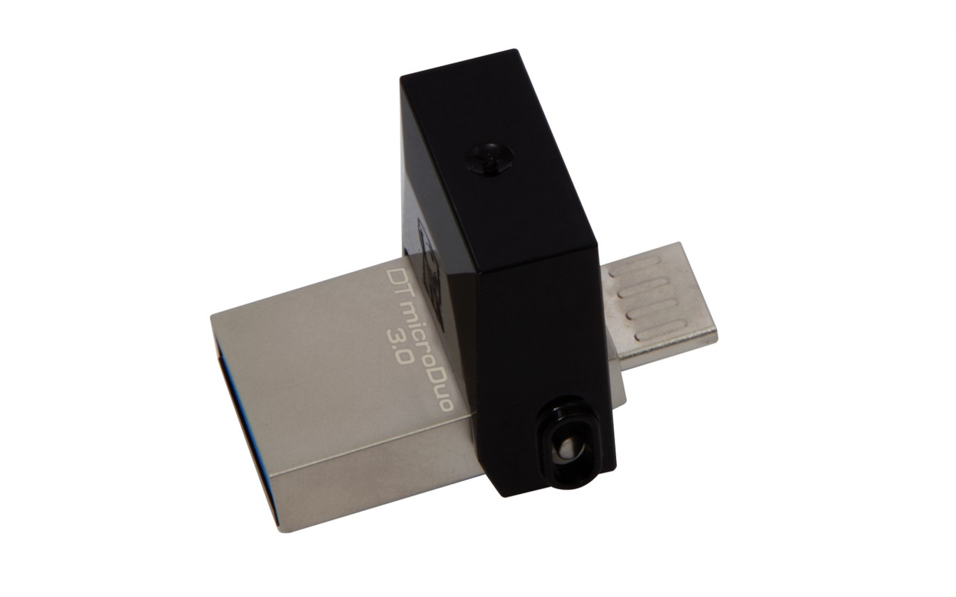 USB 3.0 flash disky Kingston DataTraveler microDuo 16GB - DTDUO3/16GB
