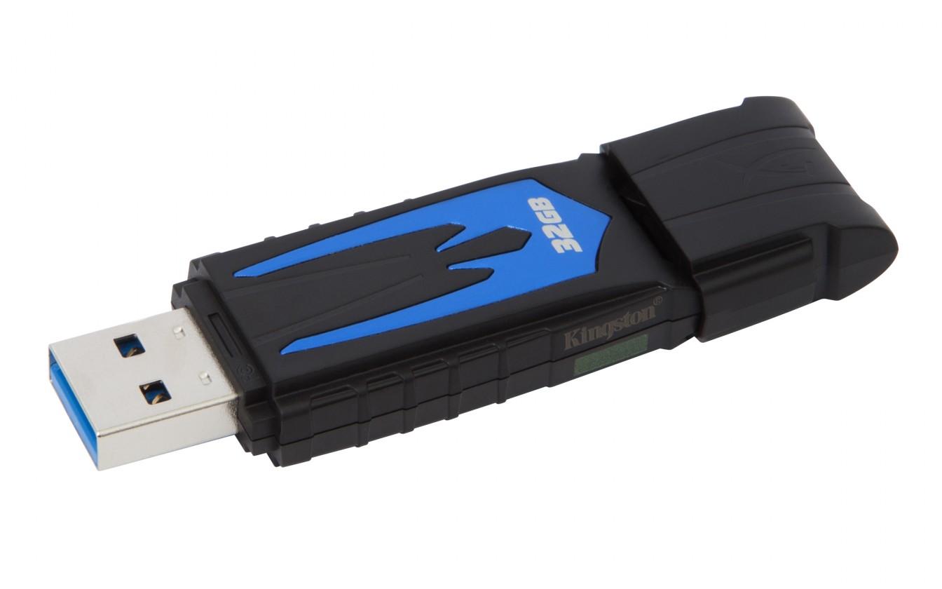 USB 3.0 flash disky Kingston HyperX Fury 32GB