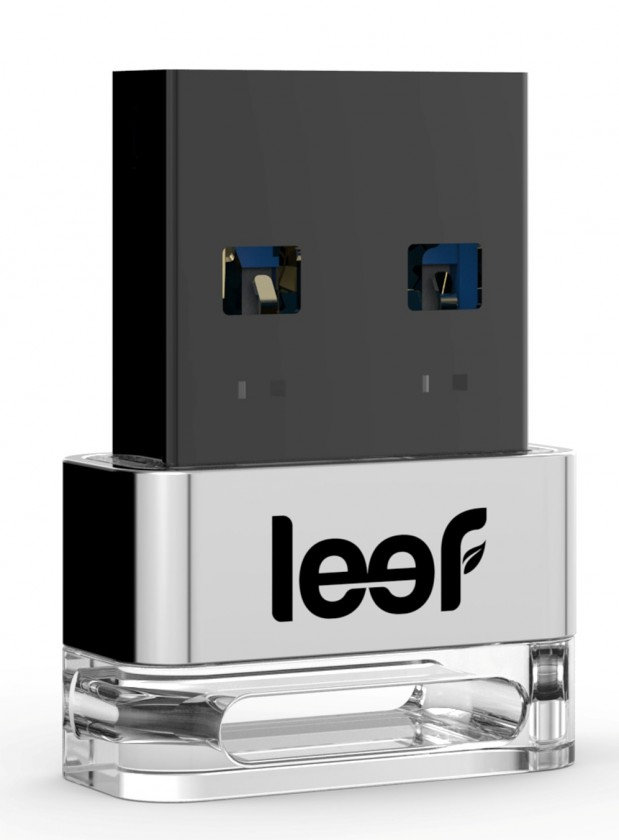 USB 3.0 flash disky Leef USB 16GB Supra 3.0 silver