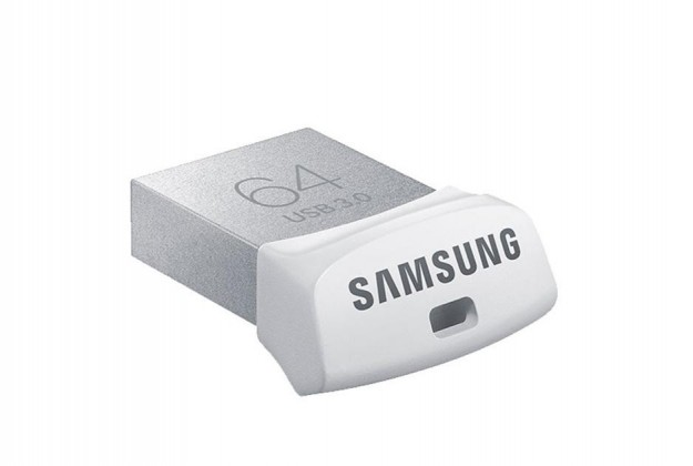 USB 3.0 flash disky Samsung USB 3.0 Flash Disk FIT 64GB Sagem MUF-64BB/EU ROZBALENÉ