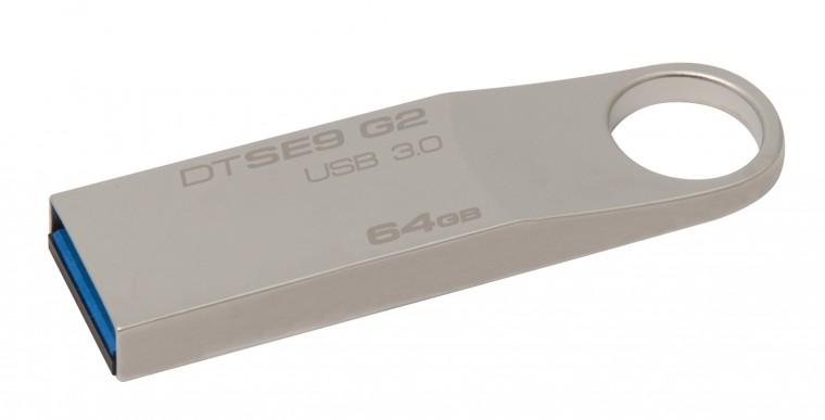 USB 3.0 Kingston DataTraveler SE9 G2 64GB - DTSE9G2/64GB