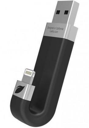 USB flash disk Leef iBRIDGE 128 GB USB 2.0 Lightning