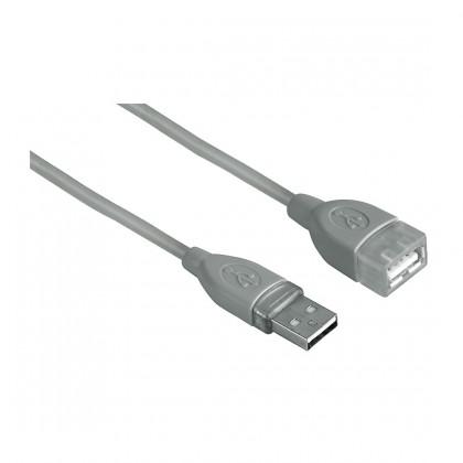 USB káble USB predlžovačka Hama 45027, 1,8m