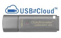 USB kľúč 16GB Kingston DT Locker+ G3, 3.0 (DTLPG3/16GB)
