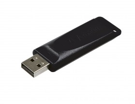 USB kľúč 32GB Verbatim Slider, 2.0 (98697)