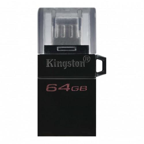 USB kľúč 64GB Kingston DT MicroDuo, 3.0 (DTDUO3G2/64GB)