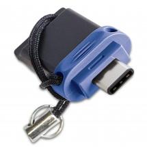 USB kľúč 64GB Verbatim Dual drive, 3.0 (49967)