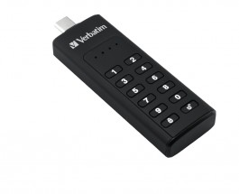 USB kľúč 64GB Verbatim Keypad Secure Drive, 3.0 (49428)