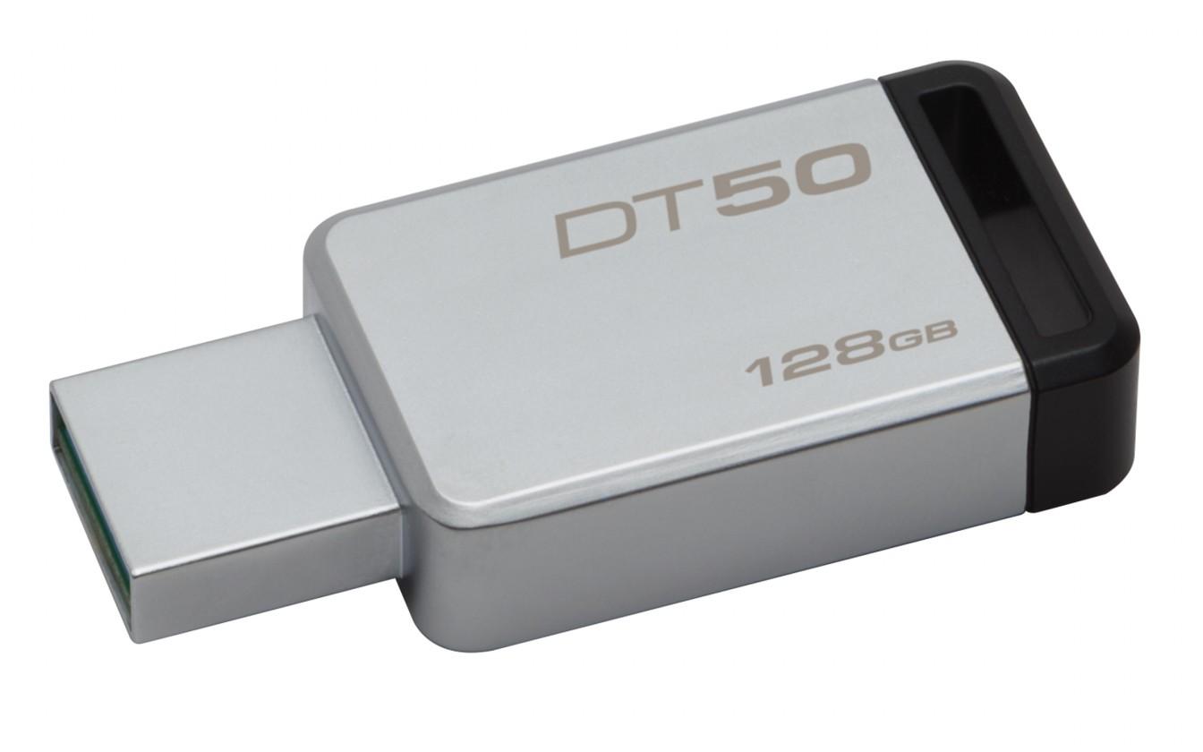 USB kľúče 128 GB Kingston DataTraveler 50 128GB DT50/128GB