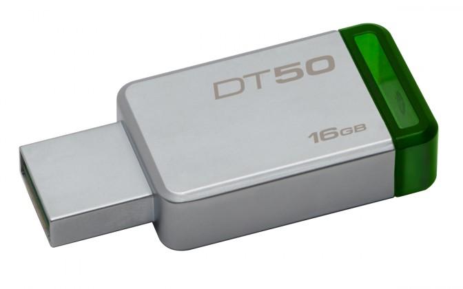 USB kľúče 16 GB Kingston DataTraveler 50 16GB DT50/16GB