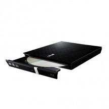 USB príslušenstvo Asus DVD vypalovačka SDRW-08D2S-U černá ROZBALENO