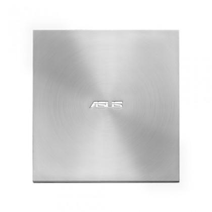 USB príslušenstvo Externá DVD vypalovačka ASUS SDRW-08U7M-U, strieborná