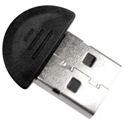 USB príslušenstvo Media-Tech BLUETOOTH NANO STICK mikro bluetooth, 10m, USB MT5005