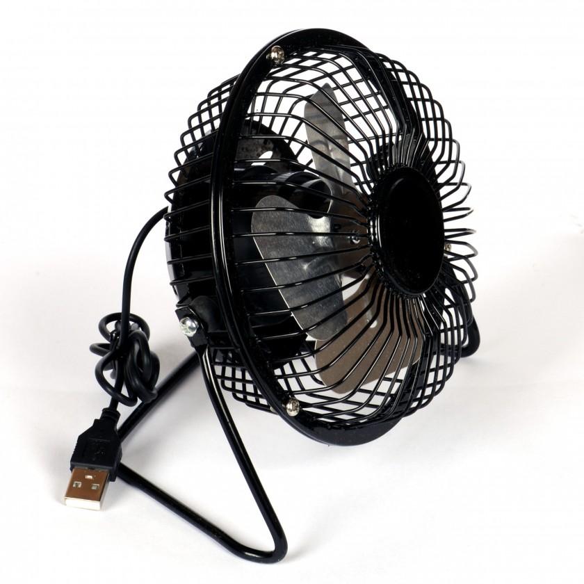USB príslušenstvo Winner group usb ventilator, black