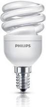 Úsporná žiarovka PHILIPS E14/8W
