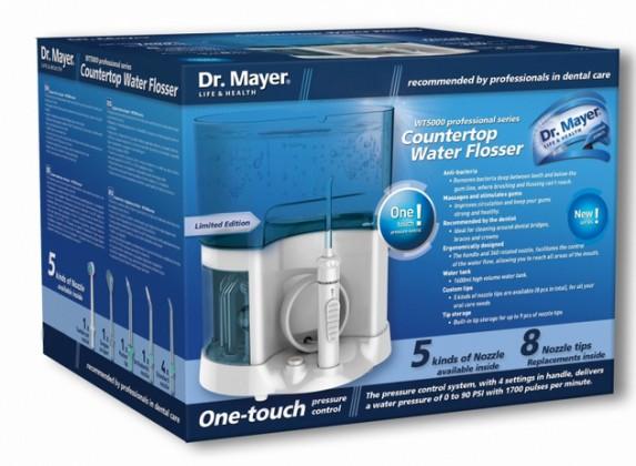 Ústna sprcha Dr. Mayer WT5000