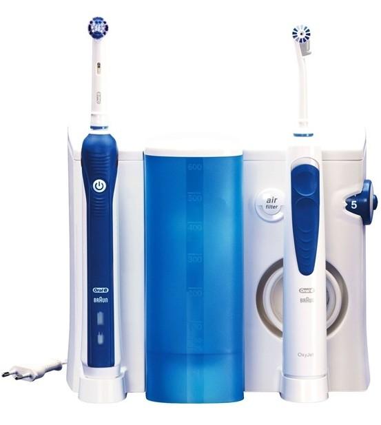 Ústne sprchy Oral-B Oxyjet + 3000 OC20.545