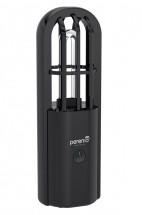 UV lampa Perenio Mini Indigo PEMUV02, čierna