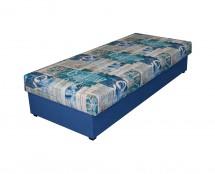 Váľanda Dana 90x200, modrá, vrátane úp