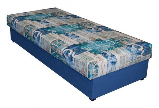 Váľanda Váľanda Dana 90x200, modrá, vrátane úp