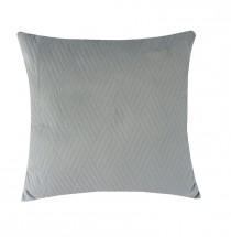 Vankúš DP159 (45x45 cm, svetlo sivá)