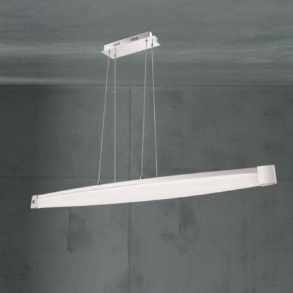 Vannes - Stropné osvetlenie, LED (chróm)
