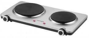 VE3035 Elektrický dvouplotýnkový vařič nerezový 2250 W