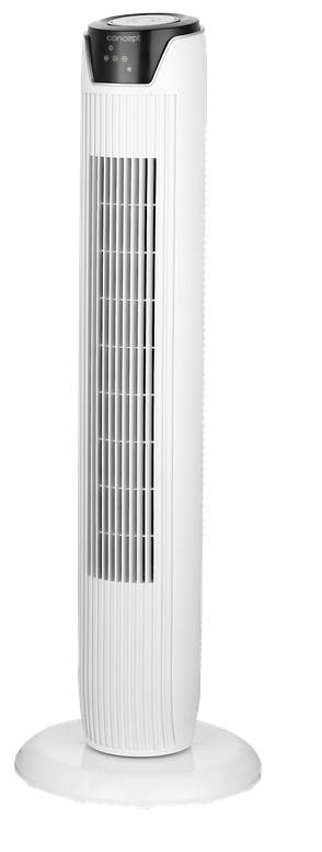 Ventilátor Ventilátor sloupový, bílý VS5100
