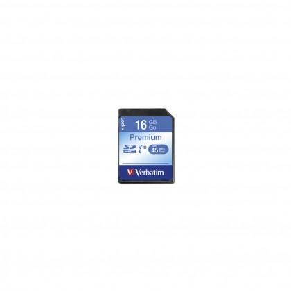 Verbatim SDHC 16GB (Class 10)